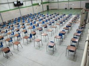 exam hall 2