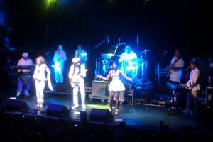 Chic live at The Ritz in Manchester